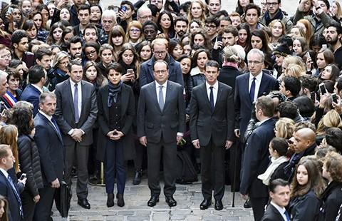 Vụ tấn công khủng bố ở Pháp: Nhận dạng năm tên khủng bố  - ảnh 1