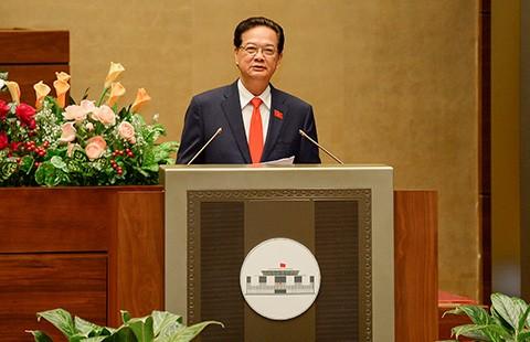 Thủ tướng trả lời chất vấn của Quốc hội - ảnh 2