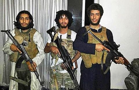 Kẻ chỉ huy khủng bố Pháp bị bắn chết - ảnh 1