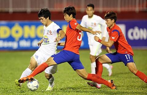 Giải bóng đá U-21 quốc tế Báo Thanh Niên: Khoan không thủng! - ảnh 1