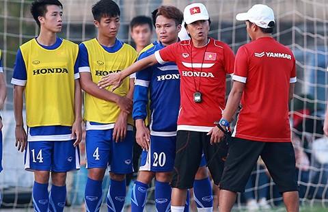 U-23 Việt Nam chỉ cố thắng một trận - ảnh 1