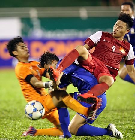 Giải U-21 quốc tế báo Thanh Niên: Đội chủ giải thắng đậm  - ảnh 1