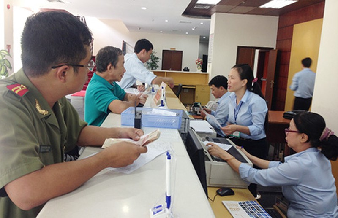 Hỗ trợ đăng ký nộp thuế điện tử - ảnh 1