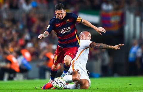 Champions League: Barcelona và Bayern vào vòng knock out - ảnh 1