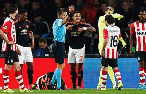 MU - PSV Eindhoven: Hà Lan chống Hà Lan - ảnh 1