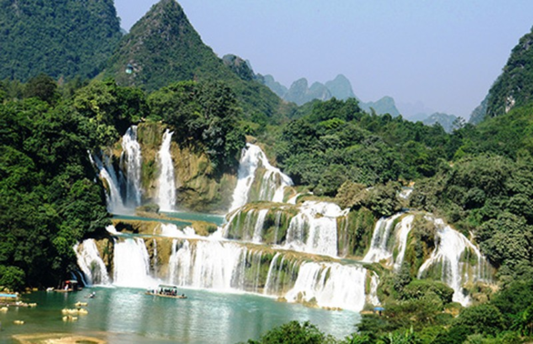 Việt Nam - Trung Quốc chính thức ký kết hiệp định về thác Bản Giốc - ảnh 1