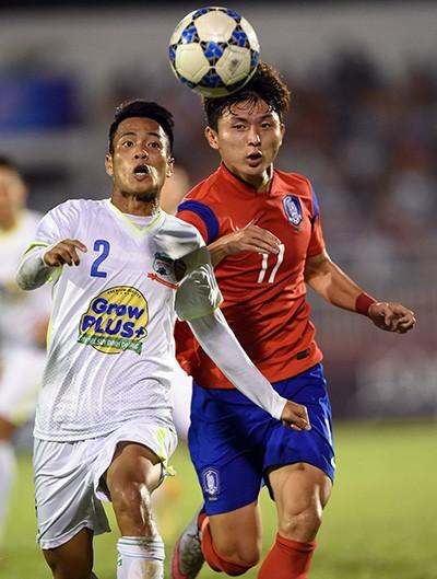 Chung kết U-21 quốc tế báo Thanh Niên: Công hay tái đấu thủ chặt - ảnh 1
