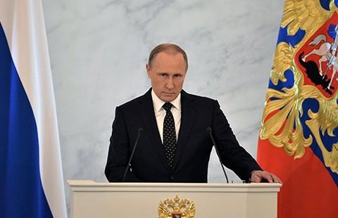 Tổng thống Thổ Nhĩ Kỳ phản kích Nga - ảnh 1