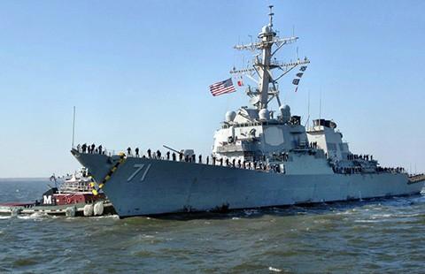 Tàu NATO vào biển Đen bảo vệ Thổ Nhĩ Kỳ - ảnh 1