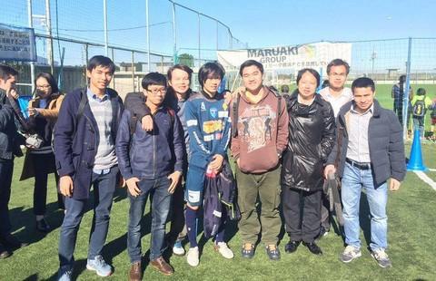 Người Nhật thích cầu thủ Đông Nam Á - ảnh 2