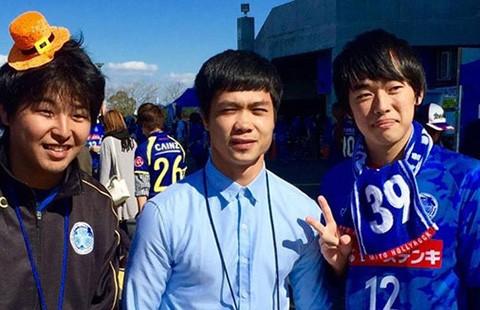 Người Nhật thích cầu thủ Đông Nam Á - ảnh 1