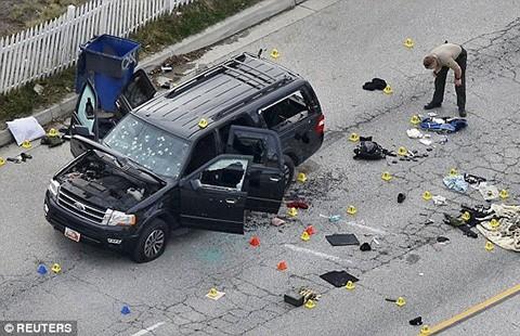 Vụ xả súng ở California: IS lên tiếng nhận trách nhiệm  - ảnh 1