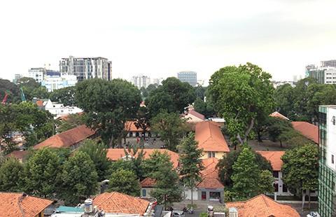 Di sản Sài Gòn 300 năm: Ngôi trường trăm tuổi của con nhà giàu  - ảnh 1