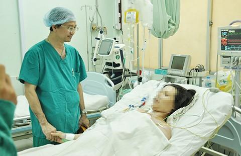 Để bệnh nhân không sốc với tin xấu  - ảnh 1