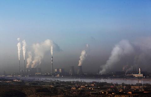 Bắc Kinh chìm trong khói độc - ảnh 1
