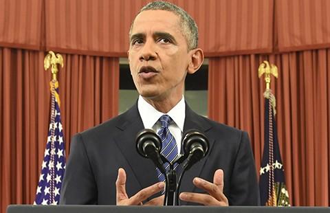 Tổng thống Obama: 'Chúng ta sắp tiêu diệt Nhà nước Hồi giáo' - ảnh 1