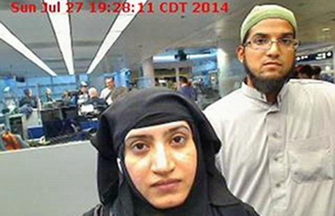 Vợ dụ dỗ chồng trở thành khủng bố - ảnh 1