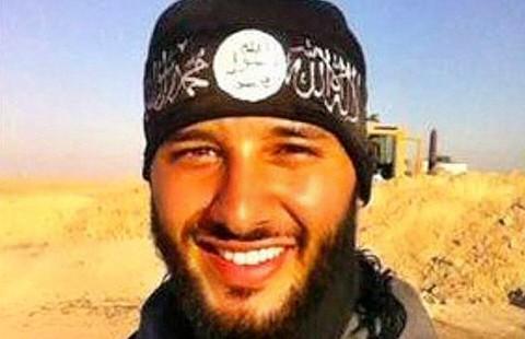 Lộ diện tên khủng bố thứ ba trong nhà hát Pháp - ảnh 1