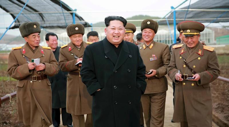 Triều Tiên không thể có bom H - ảnh 1