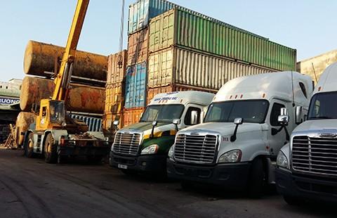 Hơn 1.000 DN vận tải có nguy cơ tê liệt vì thông báo cấm đường - ảnh 1