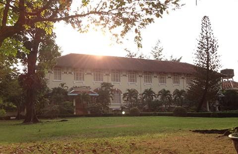 Di sản Sài Gòn 300 năm: Bí ẩn số cửa sổ 'lệch pha' ở Viện Pasteur - ảnh 1