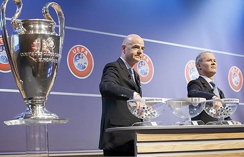 Vòng knock out Champions League: Kỳ phùng địch thủ - ảnh 1