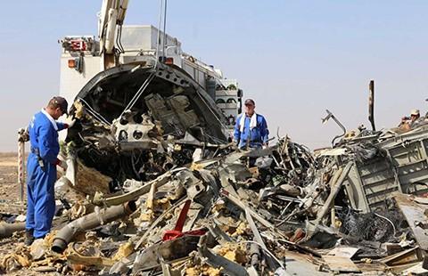 Ai Cập không tin vào khủng bố - ảnh 1