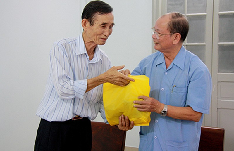 Vị cha đạo của cựu tù Côn Đảo - ảnh 1