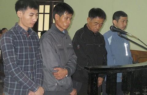 Bị cáo Hàn Quốc tạ lỗi nạn nhân  - ảnh 1