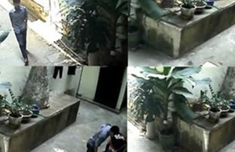 Hình ảnh kẻ xả súng vào trưởng Công an TP Phủ Lý - ảnh 1