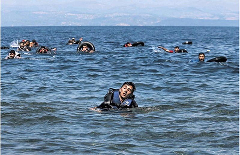 Châu Âu đã bất lực trước khủng hoảng tị nạn? - ảnh 1