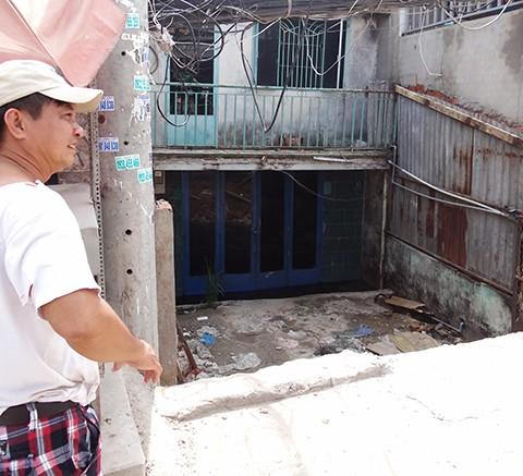 Nhà thành hang được bồi thường xây mới - ảnh 1