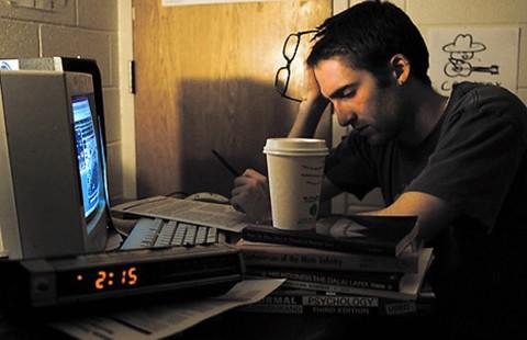 Thiếu ngủ gây tiểu đường - ảnh 1