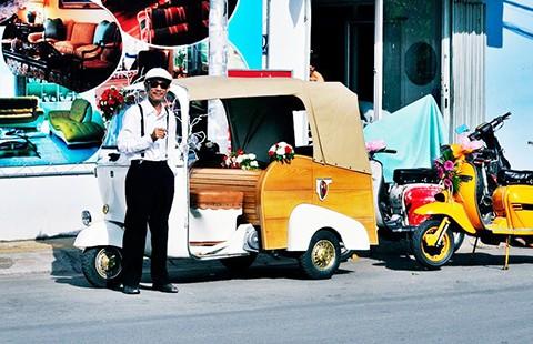 Dân chơi xế độc Sài Gòn - Bài 1: Một đời nghiện khói Vespa - ảnh 1