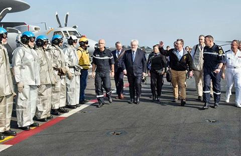 Đầu năm 2016 đàm phán Syria - ảnh 1