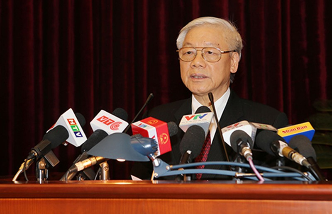 Giới thiệu bốn chức danh lãnh đạo chủ chốt của Đảng và Nhà nước - ảnh 1