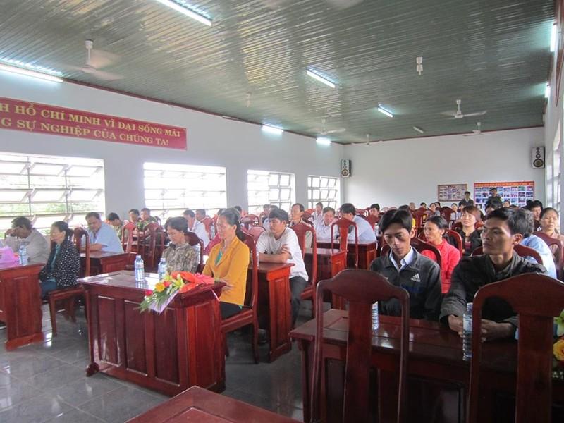 Bình Phước: Bốn công dân  bị xử oan được tòa xin lỗi - ảnh 2