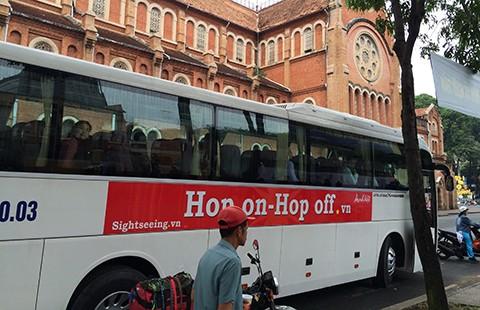 Tour du lịch mới vòng quanh Sài Gòn  - ảnh 1