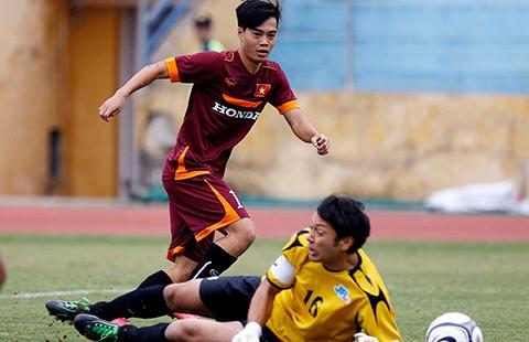 Đội U-23 Việt Nam: Bất an hàng công - ảnh 1