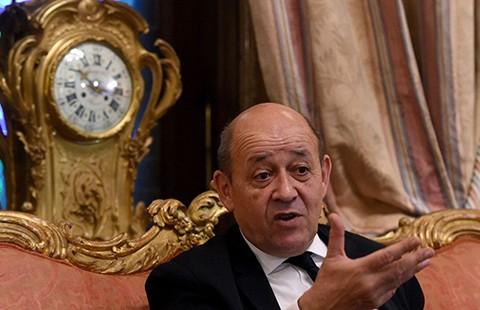 Nga và Pháp chia sẻ thông tin tình báo - ảnh 1