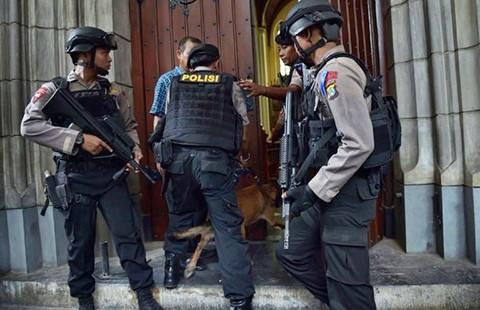 Indonesia: Bắt hai nghi can âm mưu đánh bom - ảnh 1