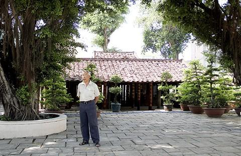 Ngôi đình cổ nhất Nam Bộ đang 'thoi thóp' - ảnh 1