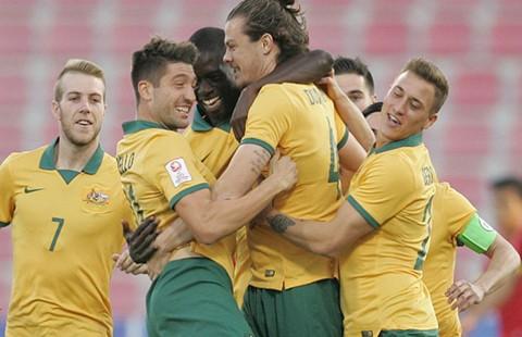 U-23 VN - U-23 Úc (0-2): Sớm dừng cuộc chơi! - ảnh 1