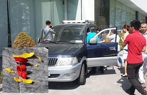 Bình chữa cháy trên ô tô: Khi nỗi lo đã thành sự thật - ảnh 1