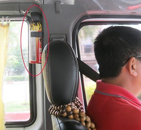 Bình chữa cháy trên ô tô: Nên khuyến khích, thay vì bắt buộc - ảnh 2