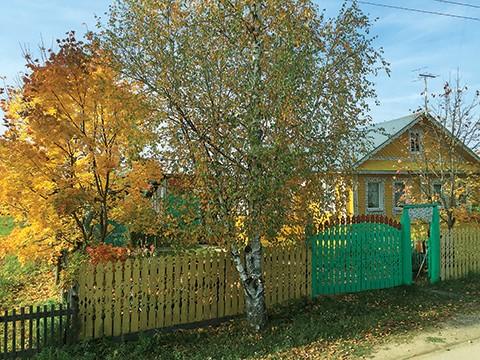Mùa thu trên dòng Volga - ảnh 5