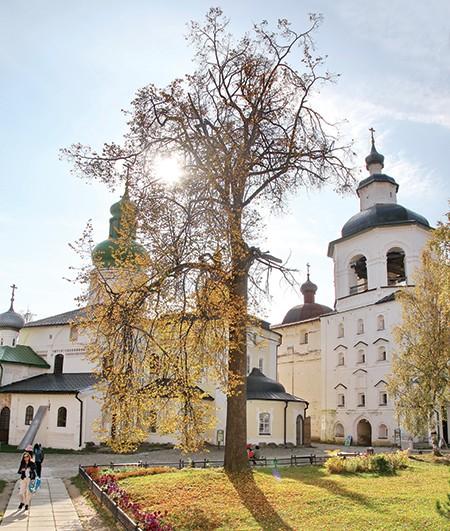 Mùa thu trên dòng Volga - ảnh 7