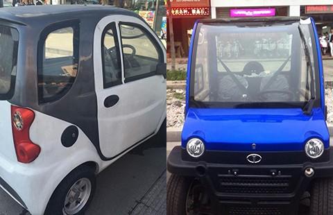 Mua ô tô điện giá rẻ: Coi chừng không được chạy - ảnh 1