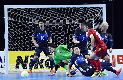 Học tinh thần fair play từ Futsal Nhật - ảnh 1
