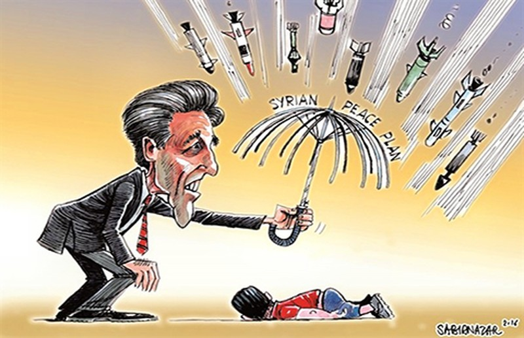 Syria ngưng tiếng súng  - ảnh 1